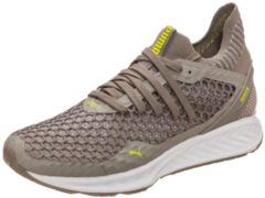 Ignite NETFIT Laufschuh Damen Puma rock ridge / lemon tonic