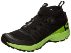 XA Enduro Trail Laufschuh Herren Salomon black / lime green