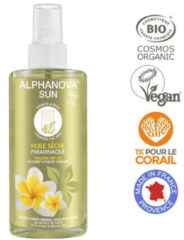 Alphanova Sun Sun Vegan Dry Oil Spray Paradise Bio (125ml)