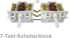 Gorenje, Dreefs, Quelle, Privileg, Matura Kochplattenschalterblock 2er-Einheit für Herd 10007612