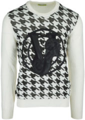 Bianchi Versace Jeans Maglione maglia uomo girocollo