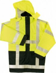 Safeworker Parka vlamvertagend antistatisch SW Humber RWS geel/marine M