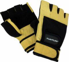 Tunturi High Impact - Fitness handschoenen - Sporthandschoenen - Leder - XL