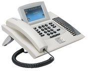Auerswald COMfortel 2600 ws - ISDN-Systemtelefon weiß COMfortel 2600 ws