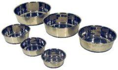 Adori Durapet Rvs Bak Non-Slip - Kattenvoerbak - 10.5 cm Kat
