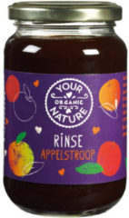 Your Organic Nat Rinse appelstroop 450 Gram