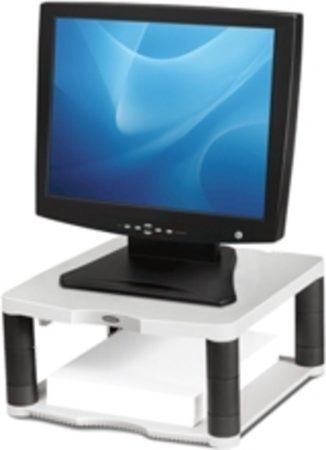 Afbeelding van Fellowes Premium Monitorstandaard Hoogte: 6.4 tot 16.5 cm Platina