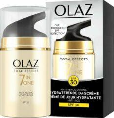 Olaz Total Effects Anti-veroudering Dagcrème SPF 30, 50 ml