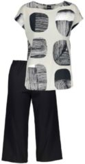 Capri-Pyjama Nanso black
