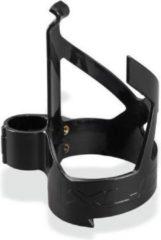 XLC bidonhouder BCK-03 PVC zadelpen bevestiging 34.9 zwart