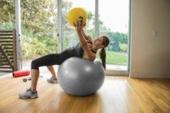 SKLZ Performance Stability Ball (55cm) - Fitnessballen