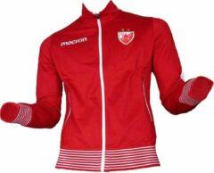 Rode ster Belgrado jacket Macron maat S