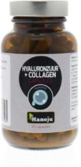 Hanoju Hyaluronic acid & collagen 90 Vegacaps