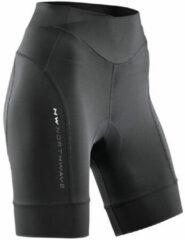 Northwave - Women's Crystal 2 Shorts - Fietsbroek maat L, zwart/grijs