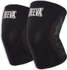 Reeva Sportgear Reeva Knee Sleeves - Knie Bandages - 7 mm - XS