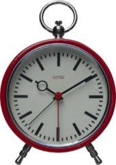 Cloudnola Factory Alarm Clock Red Station – Alarm klok met lichtje