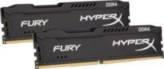 Kingston Technology GmbH Kingston HyperX FURY - DDR4 - 32 GB: 2 x 16 GB - DIMM 288-PIN HX424C15FBK2/32