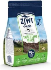ZIWIPeak Ziwi Peak Hondenvoeding Air-Dried Tripe & Lamb 1 kg.