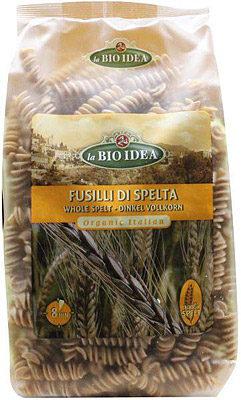Afbeelding van Bioidea Spelt Fusilli (500g)