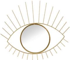 Xenos Spiegel oog - 47x40 cm