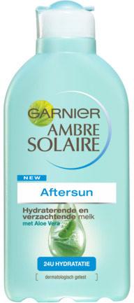 Afbeelding van Garnier Ambre Solaire Hydraterende en Verzachtende aftersun melk - 200 ml