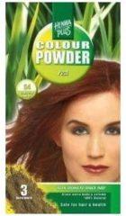 Hennaplus Colour Powder haarkleuring - 54 red
