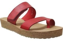Rode Slippers Mobils By Mephisto Cecily
