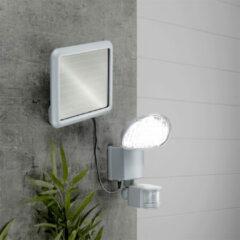 Huismerk Premium Bewegingssensor Solar - Zilver