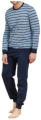Schlafanzug Schiesser Hellblau