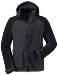 Funktionsjacke Salt Lake City 21764-9870 Schöffel Charcoal