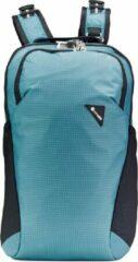 Pacsafe Vibe 20 - Anti diefstal Backpack - 20 L - Blauw (Hydro)