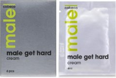 Male! Male - Get Hard Sachets 6 x 4 ml