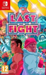Just for games Lastfight /Nintendo Switch