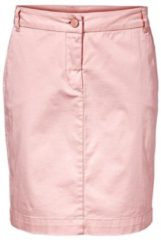 Roze Rok in chino-stijl