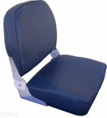 Marineblauwe Allpa CORFU donkerblauwe opklapbare Bootstoel