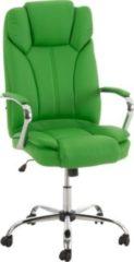 CLP Bequemer XXL-Bürostuhl XANTHOS, belastbar bis 210 kg, hochwertige Polsterung, bis zu 6 Farben wählbar