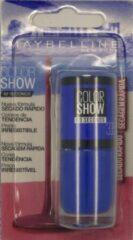 Blauwe Maybelline Nagellak Colorshow - 335 Broadway