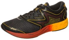 Asics Running Men's Gel Noosa FF Trainers - Black/Gold Fusion/Red Clay - UK 8.5 - Black