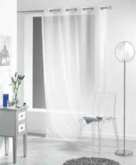Livettti.NL Livetti | Vitrage - Net Curtain | 140x240 | Wit | Polyester
