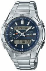 G-Shock Casio WVA-M650D-2AER - Horloge - 43 mm - Staal - Grijs