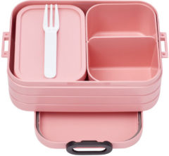 Roze Rosti Mepal Mepal Bento Take a Break Lunchbox - Midi - Nordic Pink