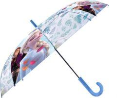 Kids Licensing Kinderparaplu Frozen 2 Pvc 45 Cm Wit/blauw
