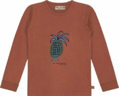 Smitten Organic 'Live, Travel Adventure' T-Shirt - Maat 80