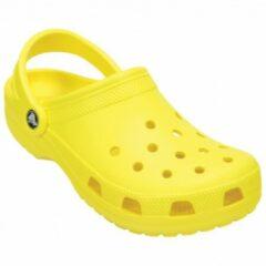 Crocs - Classic - Sandalen maat M8 / W10, geel