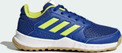 Blauwe Adidas Performance Lage sneakers FortaGym CG2682