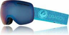Dragon Alliance Dragon X1s- mill/ lumalens blue ion