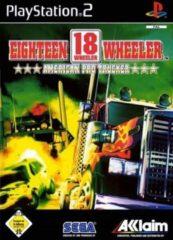 Acclaim 18 Wheeler - American Pro Trucker / PS2