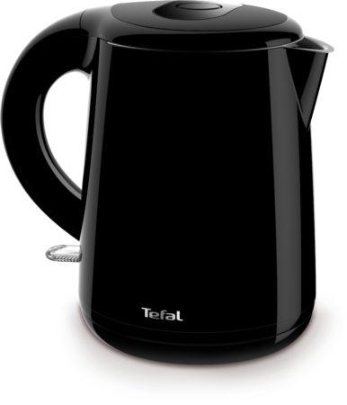 Afbeelding van Zwarte Tefal Seamless Safe Tea KO2618 - Waterkoker - 1 Liter