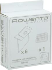 Moulinex, Rowenta, SEB TEFAL Rowenta Staubsaugerbeutel ZR004101