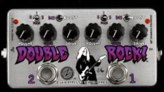 ZVEX Effects Double Rock distortion